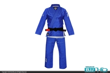 Today on BJJHQ Fuji Sekai Blue Gi - $130